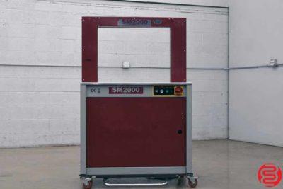 2009 TYPAC SM2000 Automatic Strapping Machine - 080919100317