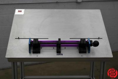 Ternes Register System Plate Punch - 080719020910