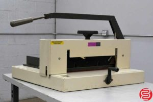 Triumph Ideal 4700 18 Hydraulic Paper Cutter - 081319075832