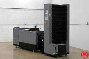 2003 Duplo System 4000 10 Bin Booklet Making System - 090619111330