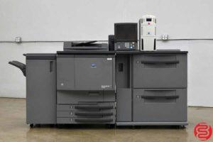 2007 Konica Minolta Bizhub Pro C6500 Color Digital Press - 092019112800
