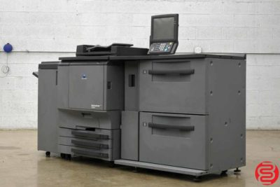2009 Konica Minolta Bizhub Pro C6501P Digital Press - 090919113150