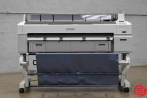 2014 Epson SureColor T7270 44 Wide Format Printer - 090919101658