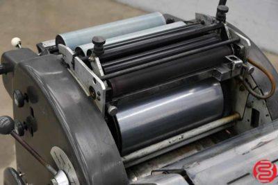 AB Dick 360 Offset Printing Press - 090519094716