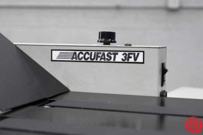 Accufast KT Tabbing System w 3FV Conveyor - 091119084440