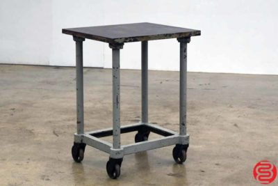 Antique Turtle Table - 082719031940