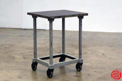 Antique Turtle Table - 082719031940