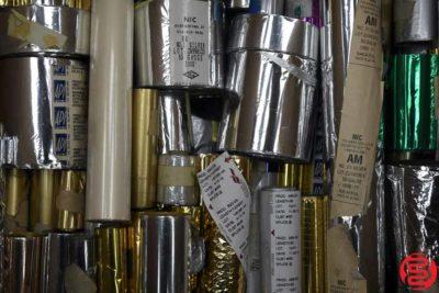 Assorted Foil Rolls - 092419083916