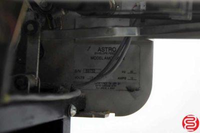 Astro AMC-2000 Friction Feeder w Conveyor - 092519121709