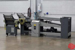 Baum 2020 Continuous Feed Paper Folder - 091719030347