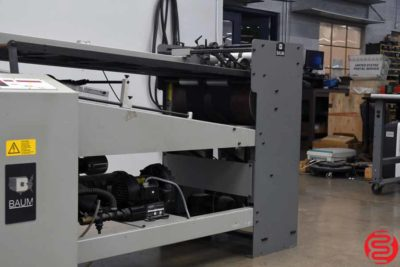 Baum 2020 Continuous Feed Paper Folder - 091819083105