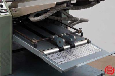 Baum 714 Ultrafold Vacuum Feed Paper Folder - 092419105626