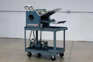 Baum 714 Vacuum Feed Paper Folder - 091019125949