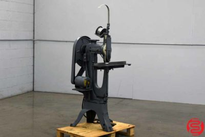 Bostitch Model No. 7 Flat Book Saddle Stitcher - 092619083803