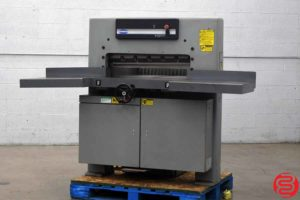 Challenge 305 MC 30.5 Hydraulic Paper Cutter - 091119104533