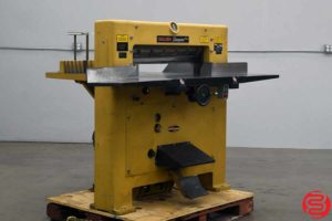 Challenge 305 MC 30.5 Hydraulic Paper Cutter - 091319083922