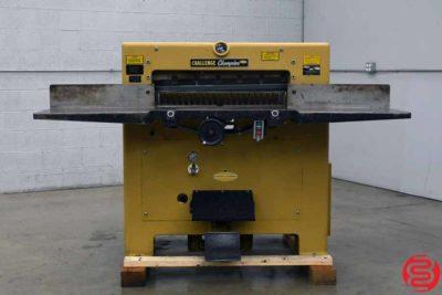 "Challenge 305 MC 30.5"" Hydraulic Paper Cutter - 091719084655"