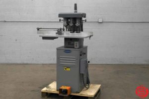 Challenge EH-3A Three Spindle Hydraulic Paper Drill - 091619095649