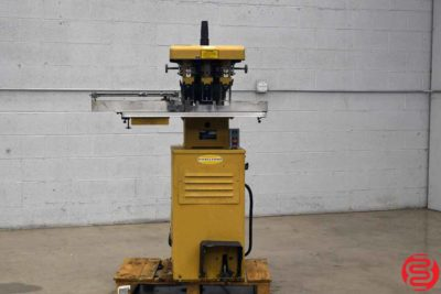 Challenge EH-3A Three Spindle Hydraulic Paper Drill - 092019021939