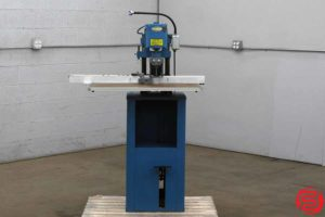 Challenge JF Single Spindle Hydraulic Paper Drill - 091319015910