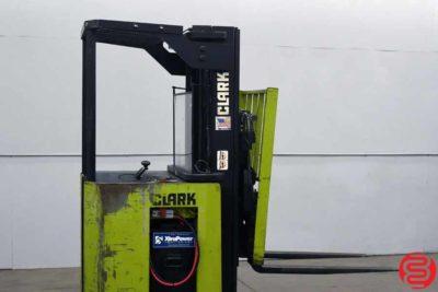 Clark NP300 Narrow Aisle Electric Reach Truck - 091619012249