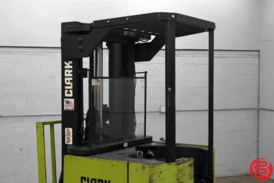 Clark NP300 Narrow Aisle Electric Reach Truck - 091619012249