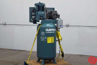 Curtis 80 Gallon 5 HP Vertical Air Compressor - 082719113942