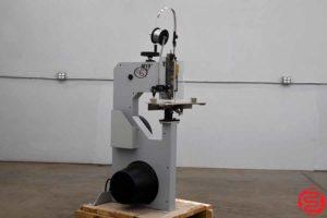 Deluxe Stitcher M19 Flat Book Saddle Stitcher - 091719085952