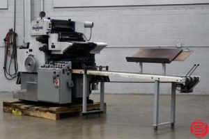 Diamond P7-13 Two Color Offset Printing Press - 092519044031