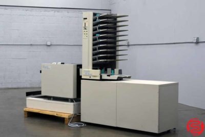 Duplo DBM-100 10 Bin Booklet Making System - 082919103027