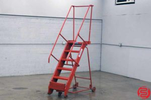 Giraffe Moody SI Rolling Stairs - 6 Steps - 091219034852