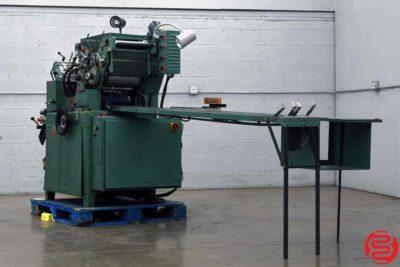 Halm Jet TWOD-P Two Color High Speed Envelope Press - 093019015655