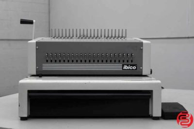 Ibico EPK-21 Electric Comb Punch w Foot Pedal - 082819094325