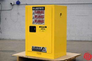 Justrite Fire Safe Cabinet - 092519010419