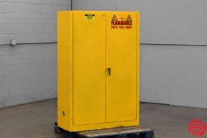 Justrite Fire Safe Cabinet - 092519012134