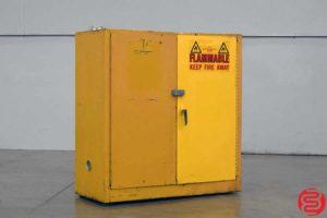 Justrite Fire Safe Cabinet - 092519013008