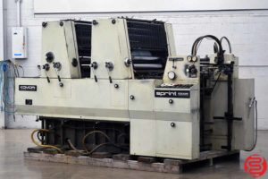 Komori Sprint Two Color Offset Printing Press - 092619015631