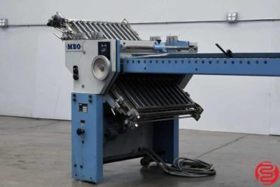 MBO T49 8 Page Unit for Paper Folder - 090419103831