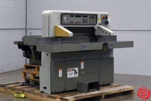 Polar 92 EMC Programmable Paper Cutter - 091419102036