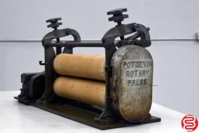 Potdevin Rotary Press - 082719021508