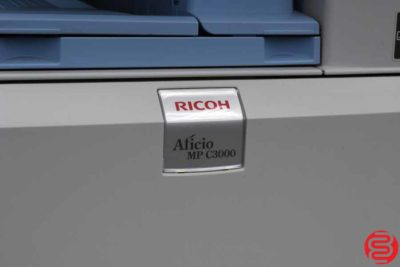 Ricoh Aficio MP C3000 Digital Press - 090919011357