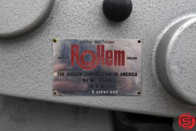 Rollem Champion 990 Perf Slit Score Machine - 082819014401