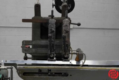 Rosback 202 Two Head Stitching Machine - 092419014115