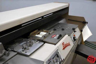Rosback 880 Single Clamp Perfect Binder - 083019021619