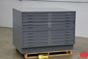 Safco Flat Filing Cabinet - 082919041404