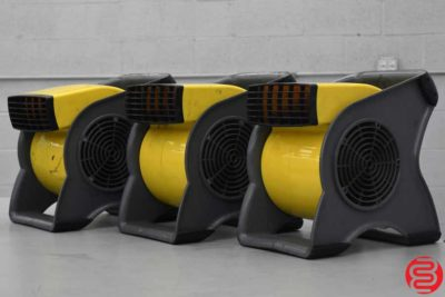 Stanley High Velocity Blower Fans - Qty 3 - 092319074724