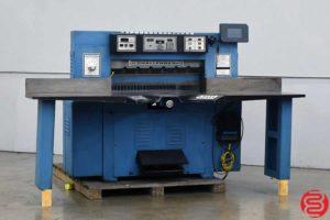 TCM 42 Challenger 107 Programmable Paper Cutter - 091919031607