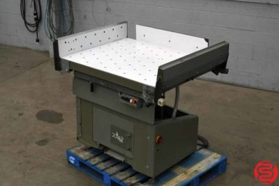 1994 Polar RB5 Large Format Paper Jogger w Air Table - 100119113406
