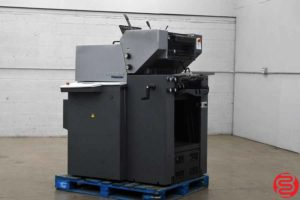 2001 Heidelberg Printmaster QM 46-2 Two Color Printing Press - 102819025910