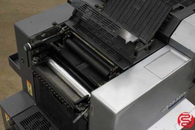 2001 Heidelberg Printmaster QM 46-2 Two Color Printing Press - 102819025910
